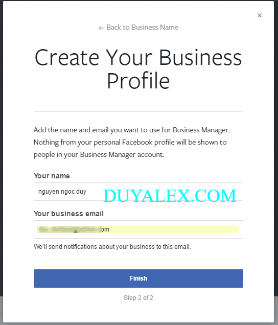 quan ly facebook business