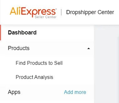 Bên trong AliExpress Dropshipping Center